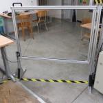 Safety Interlock door in CVUT